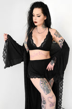 Lace Bralette Sleep Set - Sizes XS/S/XL/2XL left!