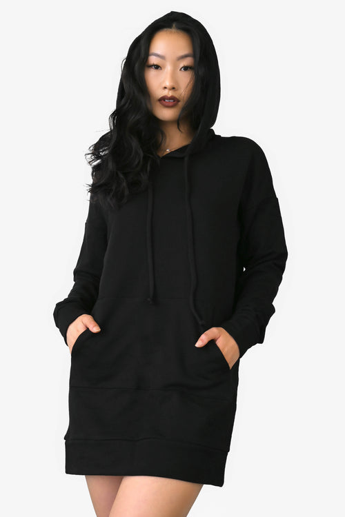 BLACKWELL - UNISEX Oversized Long Hoodie