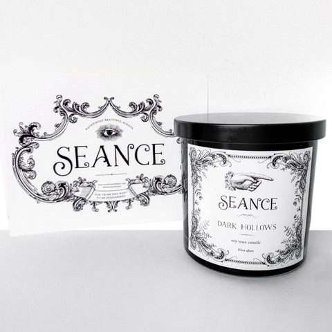 Seance Dark Hollows Candle