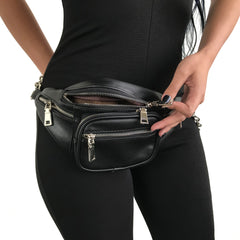 Two Chains Vegan Belt Bag