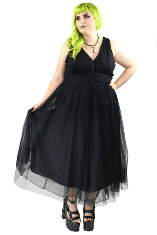 Tera Tea Dress  - last one size 1xl!