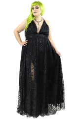 Spindled Decadence Dress  - Last one XL!