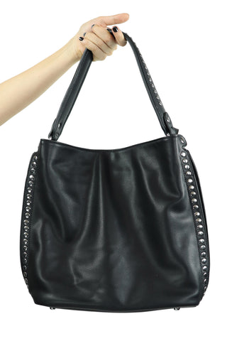 Jett Studded Shoulder Bag