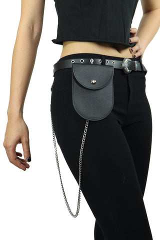 Chained Belt Bag