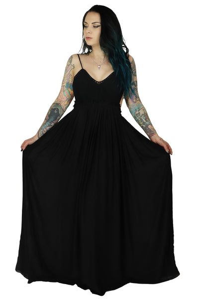 Misery Maxi Dress - Limited - small left