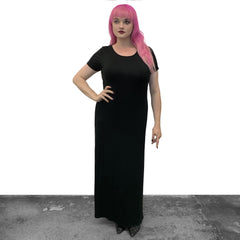 Pocket Monster Maxi Dress (S-3XL)