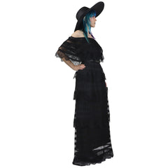 Leota Lace Maxi Dress