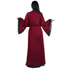Bathory Dressing Robe - Red Wine (Limited Edition)