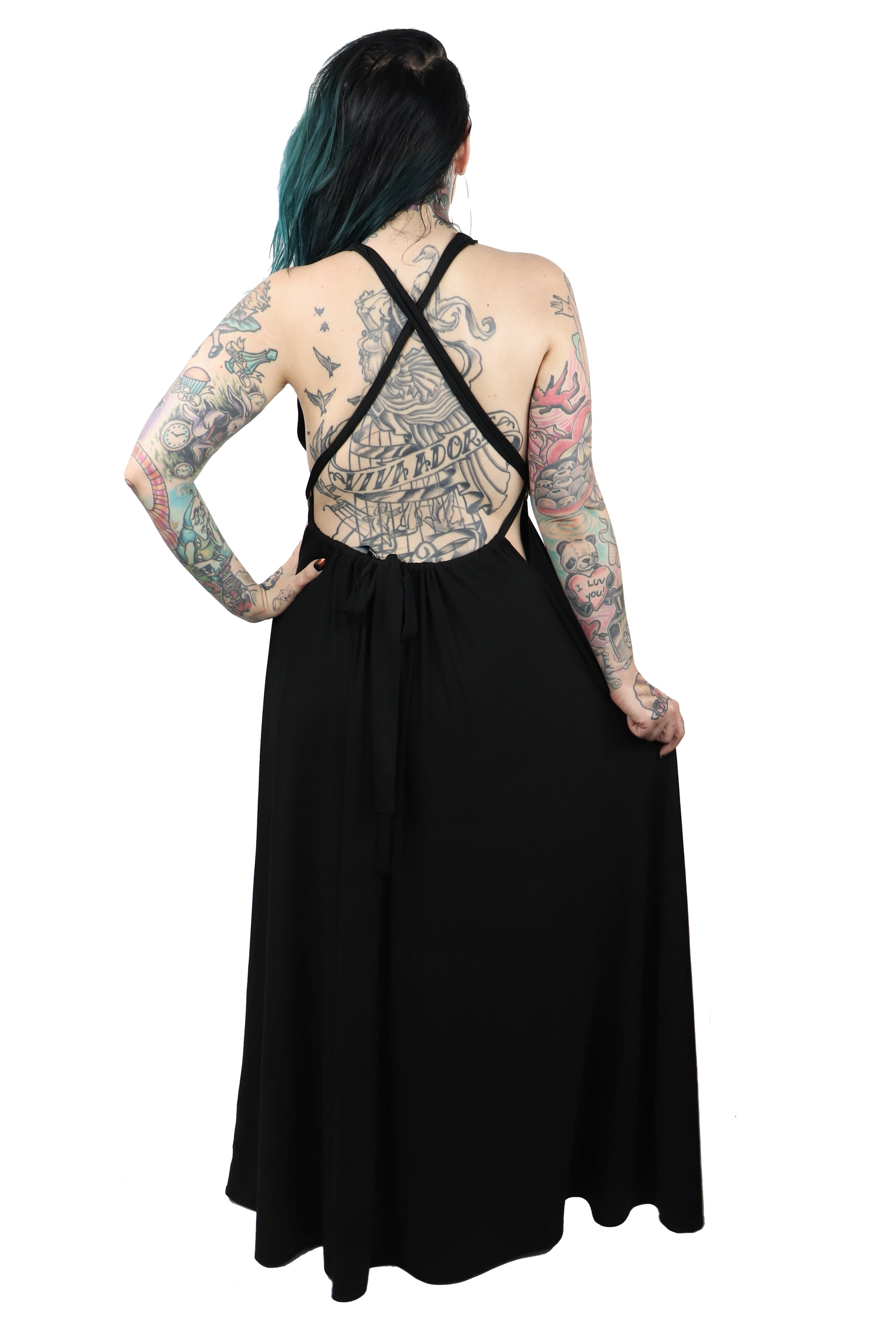 Hot Girl Summer Maxi Dress - Limited Edition - only Xs/S left!