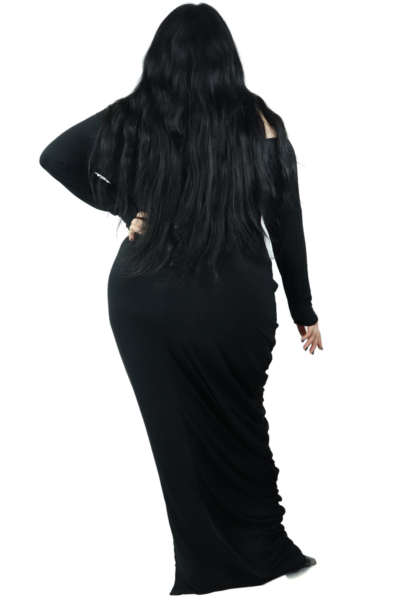 Oracle Off the Shoulder Maxi Dress - Xs/ 2xl/3xl left!
