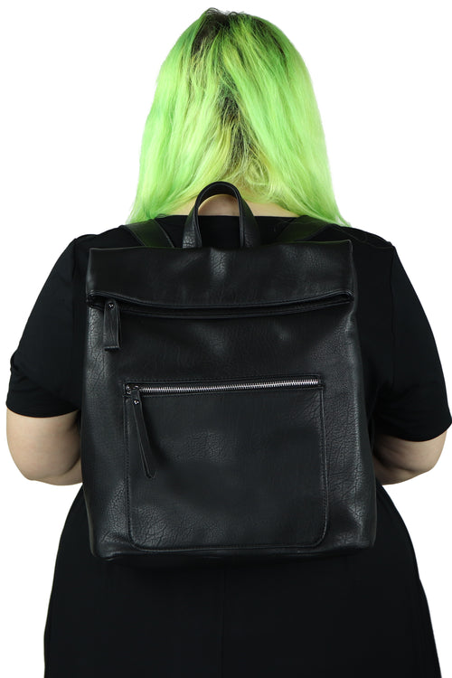 Dark Matter Convertible Backpack