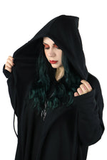 Bury A Friend Oversized Hooded Duster (M/L & XL/2XL ship in OCT)