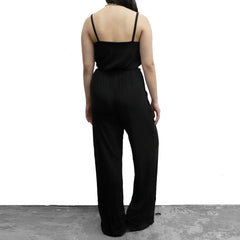 Scoop Jumpsuit with Pockets!