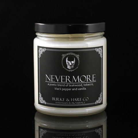 Burke & Hare Candle - Nevermore