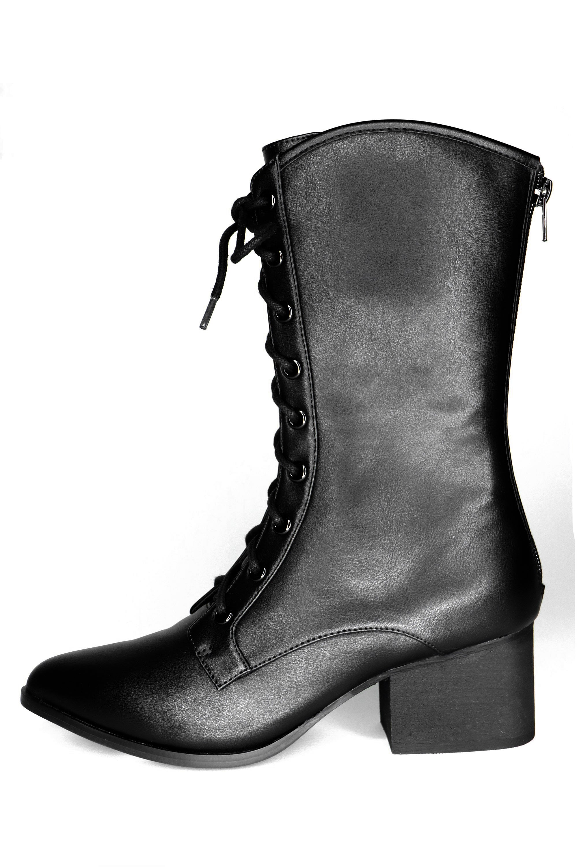 The Nancy Boot - Black