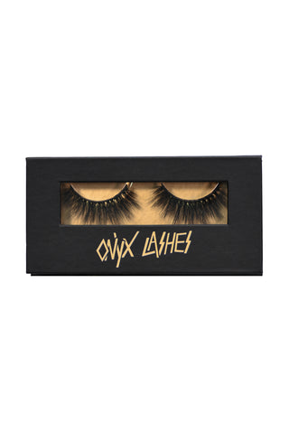 FOXBLOOD X Onyx Lashes Collaboration