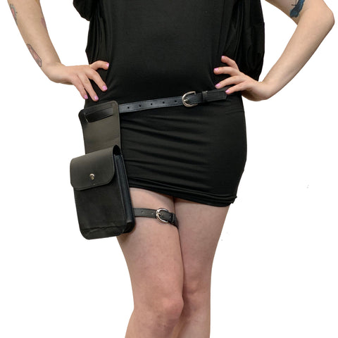Lara Leg Harness Belt Bag