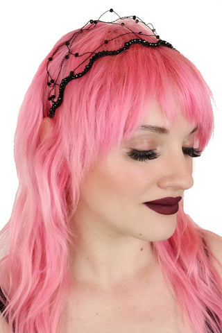 Dark Enchantment Headband - last one
