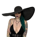 Practical Magic Oversized Sun Hat