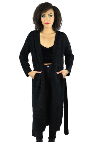 Divine Cozy Sweater Duster
