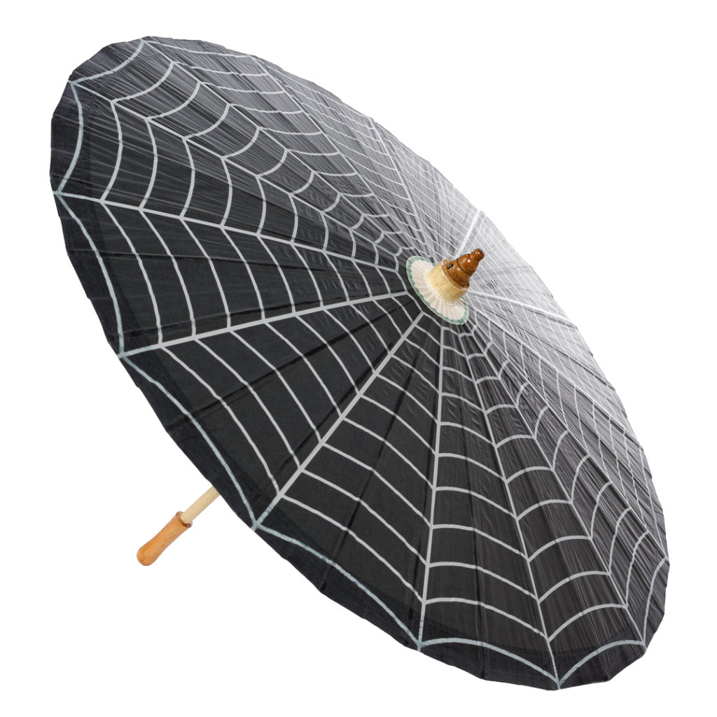 Spiderweb Paper Parasol Umbrella