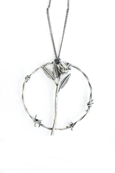 Too Mean To Die Necklace