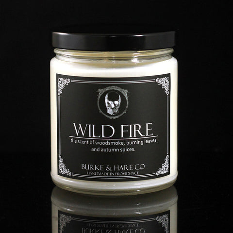 Burke & Hare Candle - Wild Fire