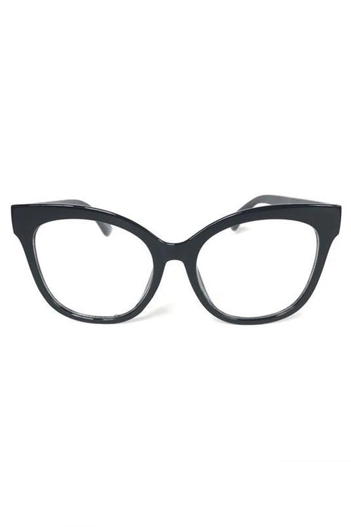 Amy Oversized Cateye Glasses