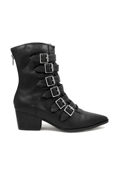 The Coven Boot - Black