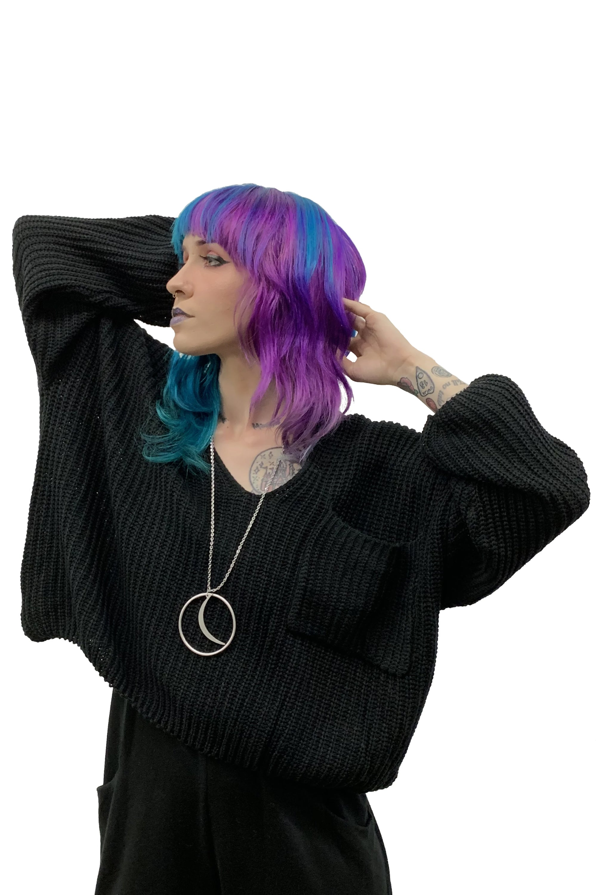 Dylan Oversized Sweater - only S/M left!