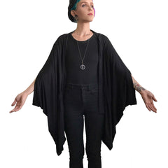 Batty Oversized Cardigan with Pockets