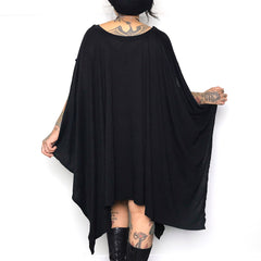 Rhiannon Flowing Oversized Tunic Top (presale)