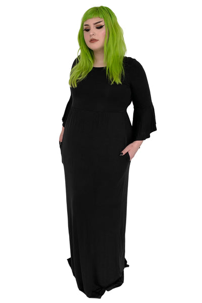 Blair Bell Sleeve Maxi Dress