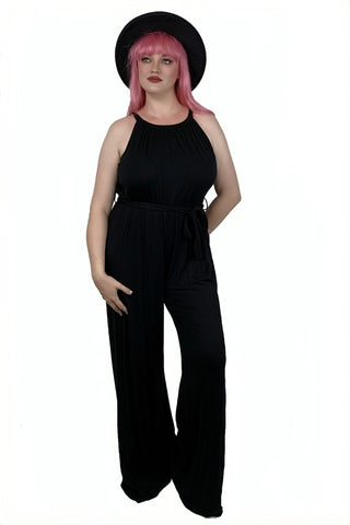 Belted Jumpsuit! - last one 1x!