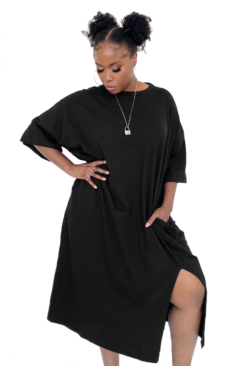 Joan Oversized Tee Dress