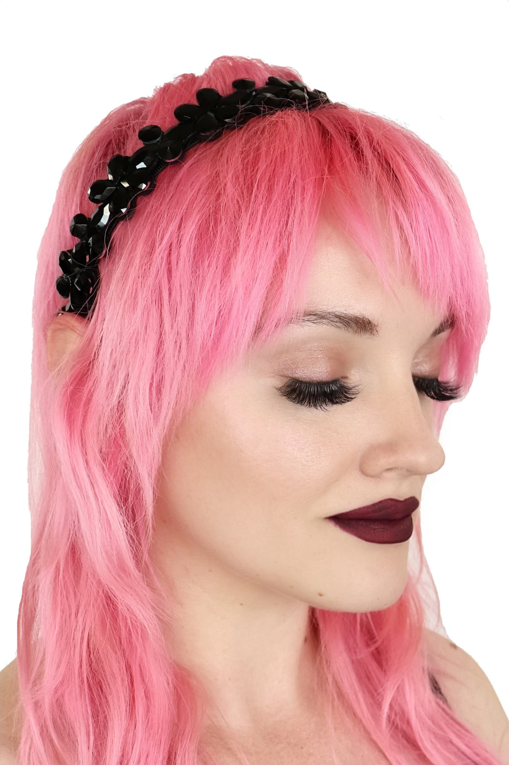 Dark Jewel Headband - last one