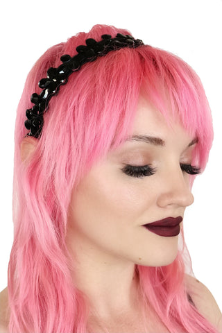 Dark Jewel Headband