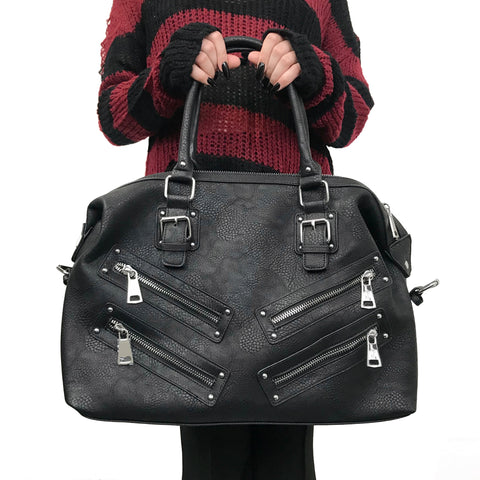 Boss Bitch Weekender Vegan Leather Bag