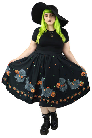 Spooky Sweets Skirt