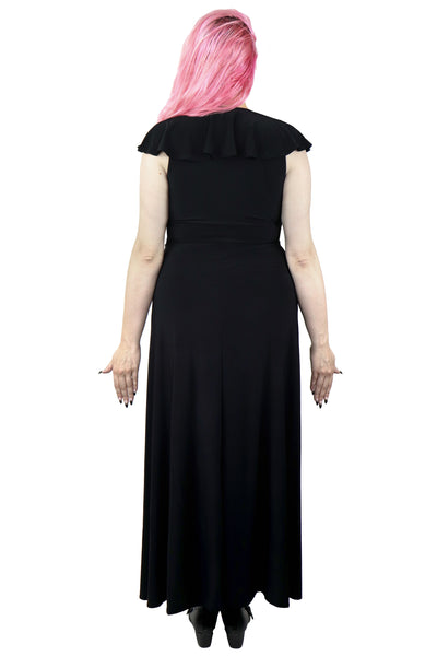 Morgana Maxi Dress (XL- XXXL)