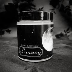 Burke & Hare Travel Candle - Lunacy