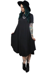 Nissa Swing Dress With Pockets