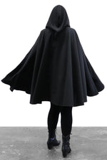 Sanderson Sister Oversized Hooded Cape