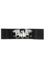 Feeling Batty Belt - Silver