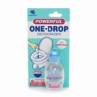 (Four-Pack) One-Drop Concentrated Deodorizer (4 x 0.67 oz) by OneDrop(TM)