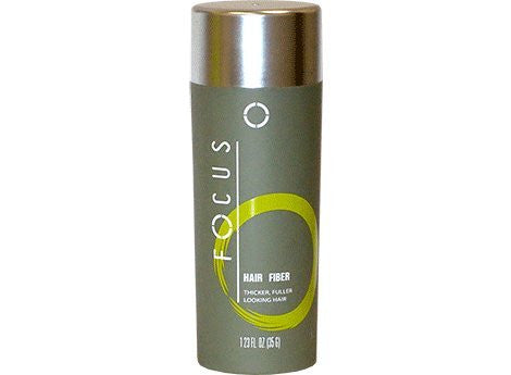 Hair Loss Concealer By Focus Pure Keratin Hair Building Fibers, to Cover Thinning Hair and Bald Spots Among Men/women, 35 Grams/1.225 Oz. Per Bottle (107 Days Supply). 8 Colors to Choose From (Dark Brown)
