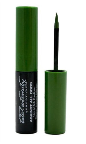 Against All Odds Liquid Ink Eyeliner, Stalker (Green), 0.095 Fluid Ounce