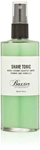 Baxter of California Shave Tonic, 4 fl. oz.