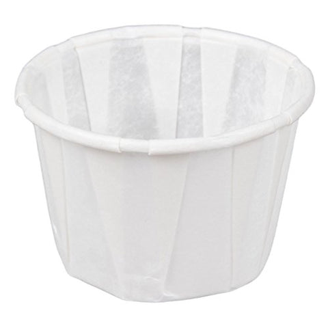 Paper Souffle / Medicine / Portion Cup by MT Products -  (1 oz., 350)