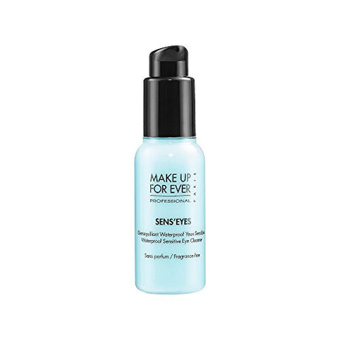 Make Up For Ever Sens'Eyes Waterproof Sensitive Eye Cleanser 30ml by MUFE